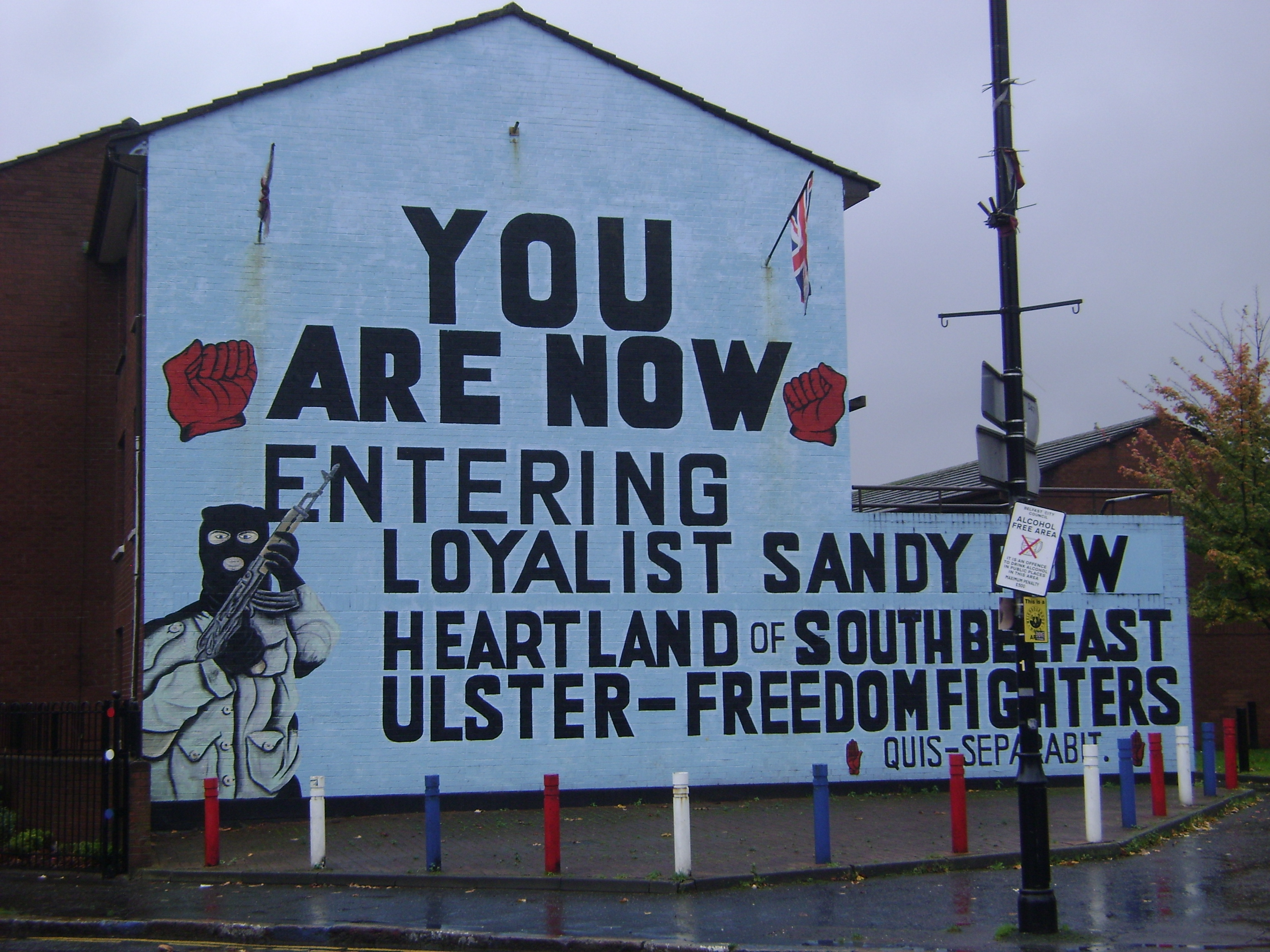 Image result for protestants protest northern ireland conflict