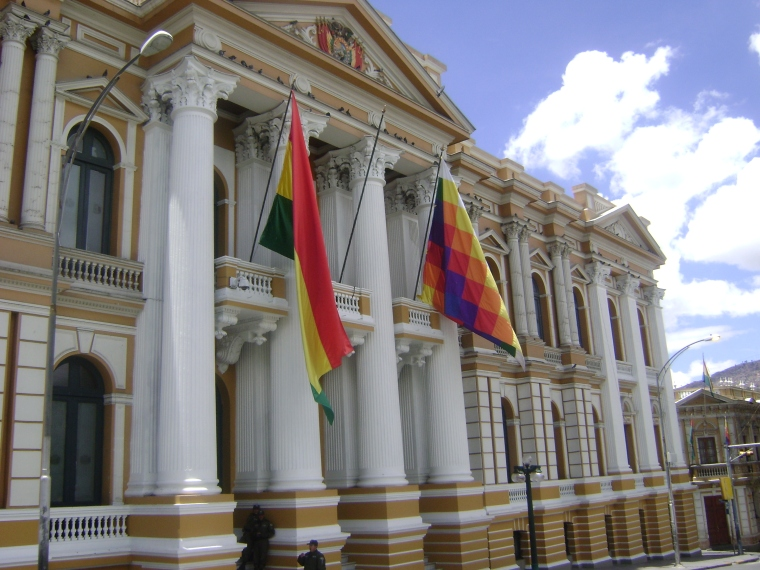 Asamblea Legislativa Plurinacional