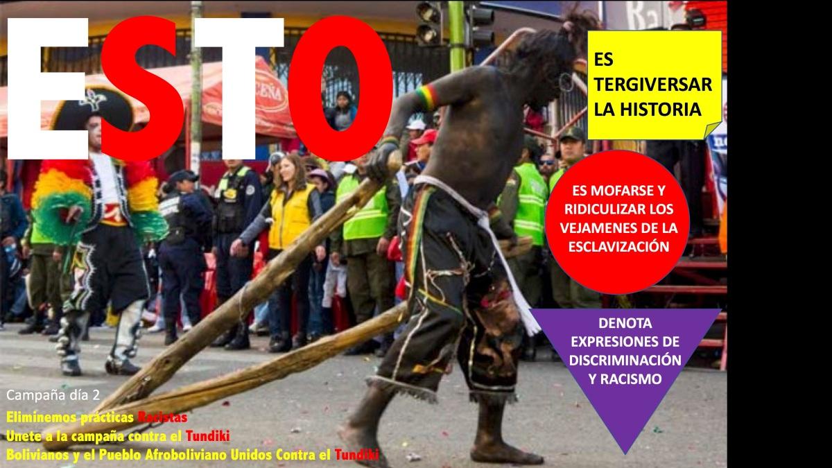 ¿Porque Prohibir el Tundiki?