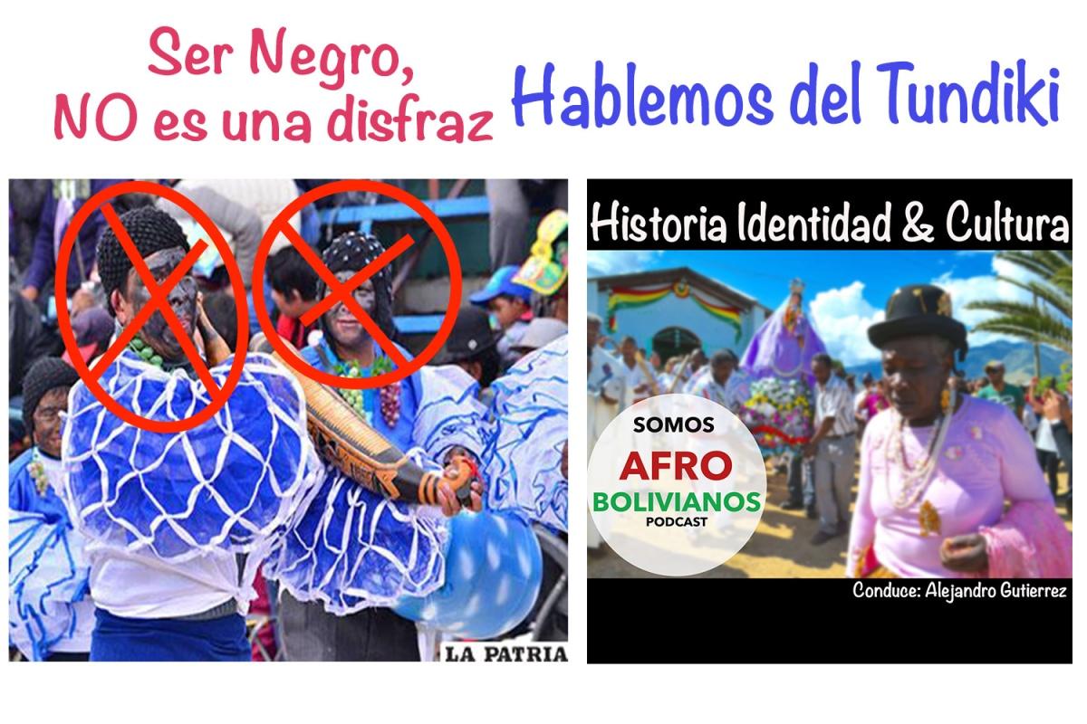 Ser Negro No es un Disfraz, No Confundas mi Color