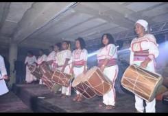 Mujeres Afro tocando