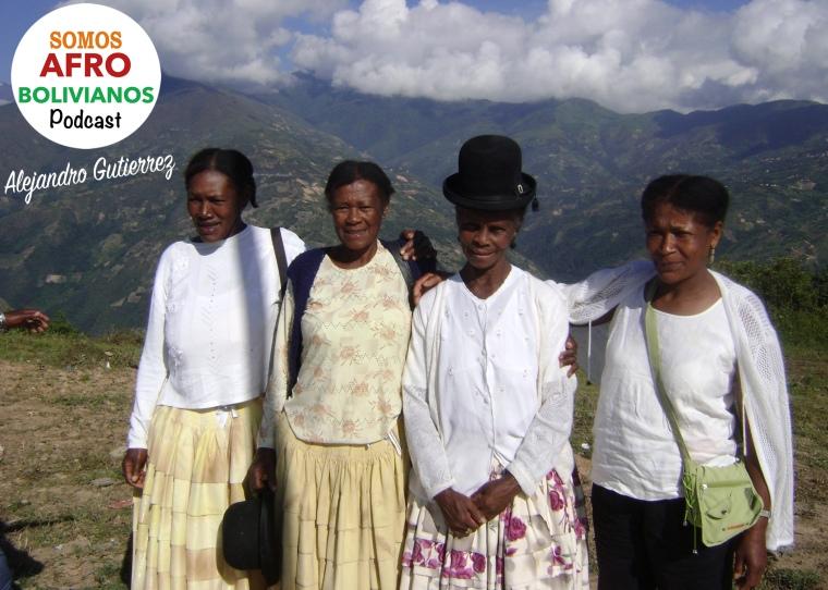 Mujeres Afrobolivianas